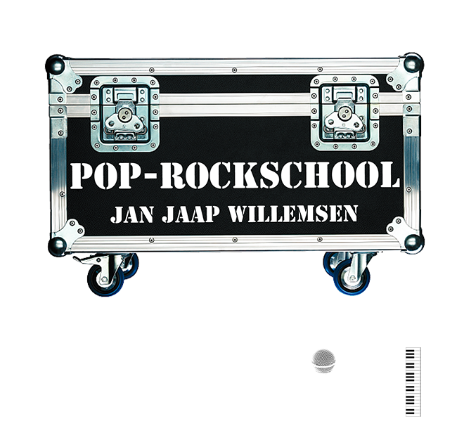 Pop-Rockschool Jan Jaap Willemsen